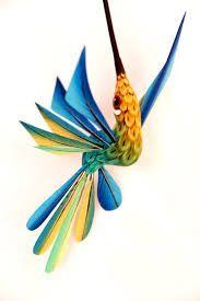 Resultado de imagen para artesanías de colibríes