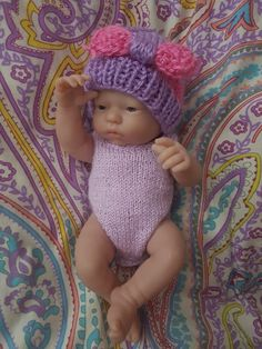 Pletené body a čiapka Crochet Hats, Mini, Face, Faces, Facial