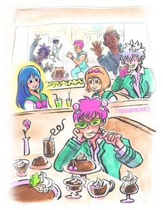 All Anime, Me Me Me Anime, Psi Nan, Slice Of Life Anime, Coffee Jelly, Fanart, Animes On, A Silent Voice, Cartoon Shows