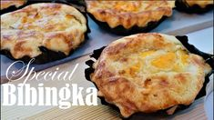 The Yummiest Special Bibingka With Easy Recipe - YouTube
