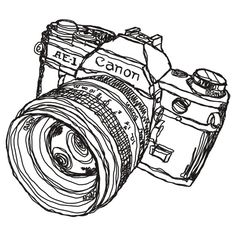'Canon Canonet QL17 GIII Rangefiner Camera' Sticker by