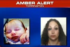 AMBER ALERT: State police and the FBI have joined the search for a missing 1-month old from CT...  Police believe that the girl could be in danger: http://bit.ly/1rQ3z8G