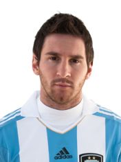 Messi, one of the greatest soccer players ever!
