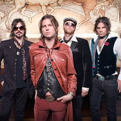 Rival Sons   http://www.ticketline.co.uk/rival-sons#bio