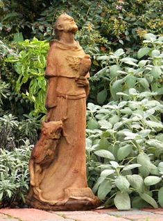 Buy St. Francis With Baby Bird Statue Online With Free Shipping From  Thegardengates.com | Religious Garden Statues | Pinterest | Babies, Birds  And Statue