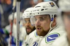 Tina Russell / Observer-Dispatch Utica Comets player Brandon DeFazio during their game against the San Antonio Rampage during AHL hockey at the Utica Memorial Auditorium Thursday, Jan. 1, 2015. Read more: http://www.uticaod.com/apps/pbcs.dll/gallery?Site=NY&Date=20150101&Category=PHOTOGALLERY&ArtNo=101009998&Ref=PH&taxoid=#ixzz3NdbwtyOG