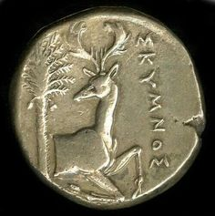 Silver Cystophoric Tetradrachm Honesty Pergamon Crazy Price After 133 B.c