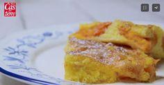 Ľahšie sa to už nedá! Jednoduchý koláčik s ovocím máte hotový skôr, než sa nazdáte, a chutí mňam! | Casprezeny.sk