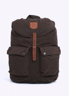 Fjallraven Greenland Large Backpack - Dark Olive
