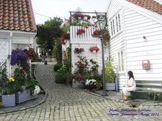 Gamle Stavanger- Norway