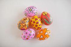 20 DIY Decorative Egg Tutorials