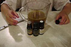 Herbal Shampoo Recipe