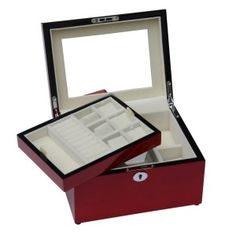 Is your woman fond of jewellery? Then why not gift her one of these classy and stylish jewellery boxes by https://dltradingau.com.au/product-category/jewellery-boxes/. These cases are designed beautifully with separate sections to house different kind of ornaments and accessories