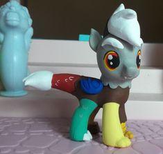 My Little Pony custom Baby Discord #1 by SanadaOokmai.deviantart.com on @DeviantArt