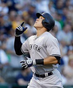 Aaron Judge The New York Yankees 2017