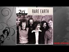 Rare Earth - The Best Of Rare Earth  (Full Album)  .look out baby, 'cause here I come