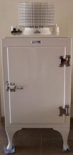 refrigerator vintage appliances - Bing Images