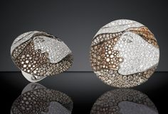 Кольцо Palmiero Jewellery Design, Art Collection, Homage to Picasso, Guernica