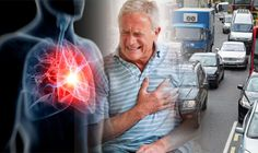 HEART DISEASE - a condition which can increase the risk of heart attack and stroke - is usually linked to high blood pressure, high cholesterol or lack of exercise. But now experts believe it could be caused by tiny particles in air pollution.