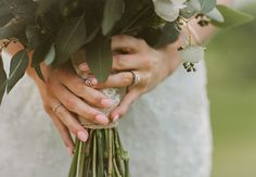 Steal These Real Bride Manicures | Hot Metal Studio | Blog.TheKnot.com