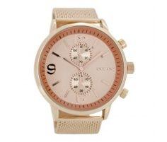 OOZOO Timepieces Rose Goud C6438 (48MM)