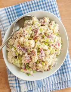 How To Make Potato Salad Cooking Lessons from The Kitchn | The Kitchn