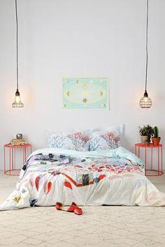 decoração de quarto com colchao no chao - Pesquisa Google