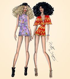Hayden Williams Fashion Illustrations: April 2014