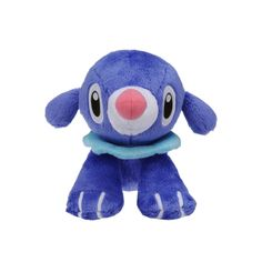 """Popplio from Pokemon Sun & Moon - Officially Licensed Nintendo Product by Takara Tomy - Japan Import - 5""""L x 6""""W x 6.5""""H"""