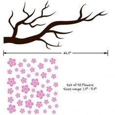 cherry blossom branch - Google Search