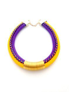 Collier pour femme  collier ethnique  par VChristinaCollection