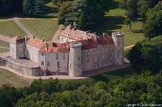 ✈️ Photo aérienne de : Ray-sur-Saône - Haute-Saône (70)