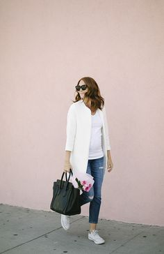 Samantha Wennerstrom casual maternity style // Could I Have That