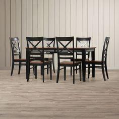 Isaac 7-Piece Dining Set