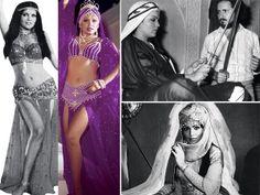 Retro Style Files: Zeenat Aman & Parveen Babi | Style and beauty ...