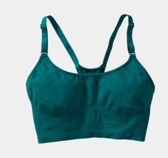 This is the best bra EVER!!!!  Women's UA Seamless Essential Sports Bra   1221672   Under Armour US. Medium