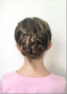 Ornament braid - I love, love, love this!  Perfect for all year, but is a nice subtle Christmas style