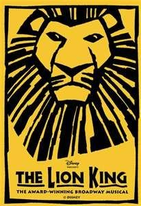 The Lion King Broadway Show