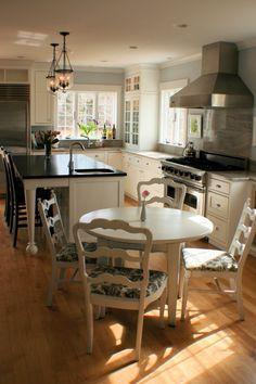 Traditional Farmhouse Kitchen