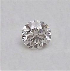 NATURAL LOOSE 0.02 CTS SI CLARITY SINGLE CERTIFIED ROUND DIAMOND NO RESERVE  #Aartidiamonds