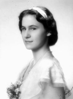 Her Serene Highness Princess Iniga of Thurn and Taxis (1925-2008)