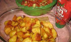 Recept za hrskavi krompir