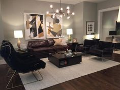 Conrad Sofa With 2 Kazan Chairs And 2 Enzo Chairs   Mitchell Gold + Bob  Williams