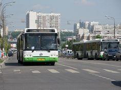 В Москве запустят новую сеть маршрутов наземного транспорта. Карту-схему скачать