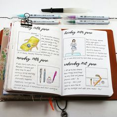 Documenting daily moments #journal #tn #bujo