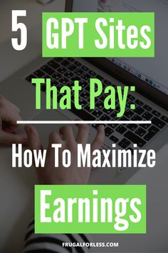 If you're looking to make some side hustle money online, these websites are perfect for extra cash! They are great for college students looking to make extra money.or essentially anyone who needs money quickly! Need Money Fast, Earn Money Fast, Make Money Now, Quick Money, Ways To Earn Money, Earn Money From Home, Make Money Blogging, Extra Money, Make Money Online