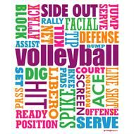 Volleyball Words