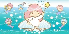 Little Twin Stars ☆ Lala Aphrodite