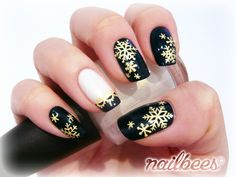 Check out our Gallery of Christmas Nail Designs and bee inspired!