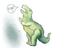 Lost TRex is lost :c will develop :3